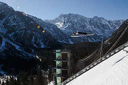Ryoyu Kobayashi (JPN) during the Ski Flying Hill Team Competition at Day 3 of FIS Ski Jumping World Cup Final 2019, on March 23, 2019 in Planica, Slovenia. Photo by Peter Podobnik / Sportida