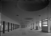 Architecture - CIE Bus (Busaurus) Station, Store Street, Interior and Exterior.03/07/1953