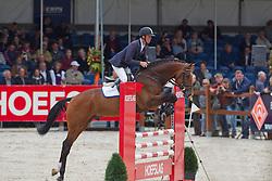 Steeghs Luc (NED) - Cuba-Libre <br /> KWPN Paardendagen 2011 - Ermelo 2011<br /> © Dirk Caremans