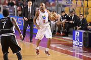 DESCRIZIONE : Roma Lega serie A 2013/14  Acea Virtus Roma Virtus Granarolo Bologna<br /> GIOCATORE : phill goss<br /> CATEGORIA : palleggio<br /> SQUADRA : Acea Virtus Roma<br /> EVENTO : Campionato Lega Serie A 2013-2014<br /> GARA : Acea Virtus Roma Virtus Granarolo Bologna<br /> DATA : 17/11/2013<br /> SPORT : Pallacanestro<br /> AUTORE : Agenzia Ciamillo-Castoria/GiulioCiamillo<br /> Galleria : Lega Seria A 2013-2014<br /> Fotonotizia : Roma  Lega serie A 2013/14 Acea Virtus Roma Virtus Granarolo Bologna<br /> Predefinita :
