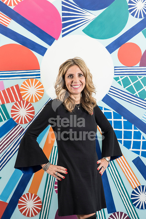 Nicola Mendelsohn, Vice President for Europe, Middle East, and Africa at Facebook, pictured at their offices on Euston Road, London.<br /> Picture by Daniel Hambury/Stella Pictures Ltd 07813022858<br /> 10/11/2017