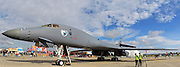 USAF Rockwell (boeing) B-1B Lancer strategic bomber
