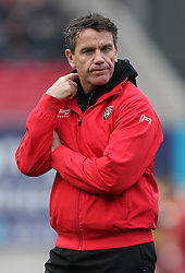 RC Toulon head coach Mike Ford before the European Champions Cup, pool three mach at Parc y Scarlets, Llanelli. PRESS ASSOCIATION Photo. Picture date: Sunday December 18, 2016. See PA story RUGBYU Scarlets. Photo credit should read: Andrew Matthews/PA Wire