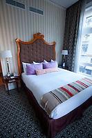 Hotel Monaco in Portland, Oregon.