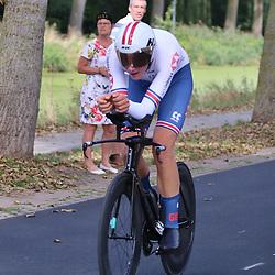 BRUGGE (BEL): CYCLING: SEPTEMBER 21th: <br /> Joshua Tarling 2nd