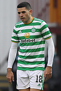 Tom Rogic (Celtic) during the Scottish Premiership match between Motherwell and Celtic at Fir Park, Motherwell, Scotland on 8 November 2020.