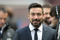 Ezequiel LAVEZZI - 20.12.2014 - Paris Saint Germain / Montpellier - 17eme journee de Ligue 1 -<br />Photo : Aurelien Meunier / Icon Sport