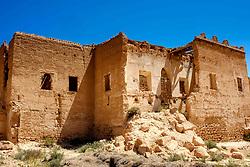 Glaoui Kasbah left to ruin in Taliwine territory Morocco!<br /> <br /> (c) Andrew Wilson | Edinburgh Elite media