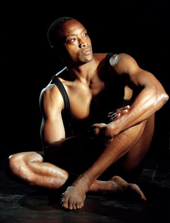 Choreographer  Bill T. Jones.