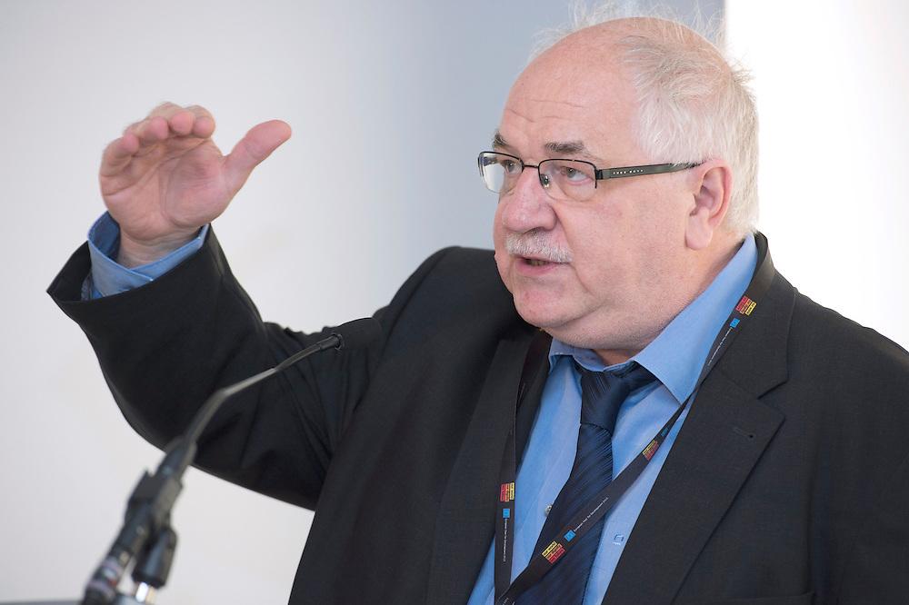 03 June 2015 - Belgium - Brussels - European Development Days - EDD - Citizenship - Culture - The forgotten lifeblood of development - Richard Miller , Member of the Belgian Parliament © European Union