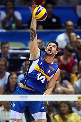 FILIPPO LANZA<br /> ITALY VS SLOVENIA<br /> MEN'S VOLLEYBALL WORLD CHAMPIONSHIPS <br /> Florence September 18, 2018