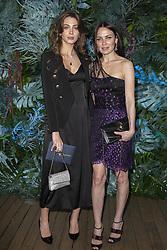 Vlada Ivanyuschenko, Yasia Minochkina attend the Alberta Ferretti cruise collection fashion show held at Monaco Yacht Club, Monaco on May 18 , 2109. Photo by ABACAPRESS.COM