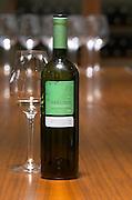 Chardonnay. Ktima Pavlidis Winery, Drama, Macedonia, Greece