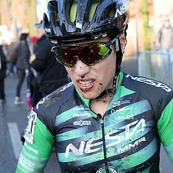 27-12-2019: Wielrennen: DVV veldrijden: Loenhout:Lucia Gonzalez Blanco
