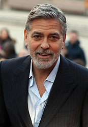 """File photo dated 14/03/19 of George Clooney, who says the Duchess of Sussex is being vilified for just """"living her life""""."""