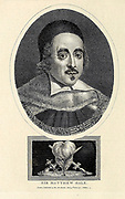 Sir Matthew Hale SL (1 November 1609 – 25 December 1676) was an influential English barrister, judge and jurist most noted for his treatise Historia Placitorum Coronæ, or The History of the Pleas of the Crown. Copperplate engraving From the Encyclopaedia Londinensis or, Universal dictionary of arts, sciences, and literature; Volume IX;  Edited by Wilkes, John. Published in London in 1811