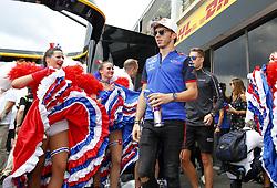 June 24, 2018 - Le Castellet, France - Motorsports: FIA Formula One World Championship 2018, Grand Prix of France, .#10 Pierre Gasly (FRA, Red Bull Toro Rosso Honda) (Credit Image: © Hoch Zwei via ZUMA Wire)