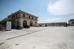 Fragagnano, Taranto. Officina meccanica D'Amore