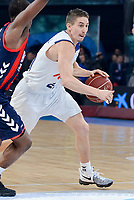 Real Madrid's Jaycee Carroll during Semi Finals match of 2017 King's Cup at Fernando Buesa Arena in Vitoria, Spain. February 18, 2017. (ALTERPHOTOS/BorjaB.Hojas)