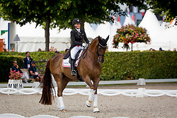 Dufour Cathrine, DEN, Bohemian<br /> CHIO Aachen 2019<br /> © Hippo Foto - Sharon Vandeput<br /> 21/07/19