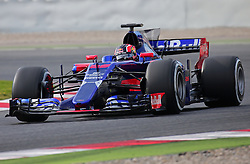 March 1, 2017 - Barcelona, Spain - The Toro Rosso of Daniil Kvyat during day three of Formula One winter testing at Circuit de Catalunya on March 1, 2017 in Montmelo, Spain. (Credit Image: © Jordi Galbany/NurPhoto via ZUMA Press)