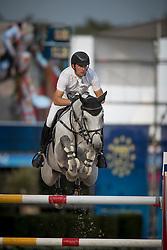 Cox Karel, (BEL), Nicole<br /> Belgisch Kampioenschap Jumping - Lanaken 2016