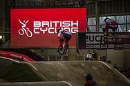 at the 2016 UCI BMX Supercross World Cup in Manchester, United Kingdom<br /> <br /> A high res version of this image can be purchased for editorial, advertising and social media use on CraigDutton.com<br /> <br /> http://www.craigdutton.com/library/index.php?module=media&pId=100&category=gallery/cycling/bmx/SXWC_Manchester_2016