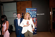 JONATHAN SHALIT; GLYNIS BARBER;, South Pacific First night party. The Barbican. London. 23 August 2011. <br /> <br />  , -DO NOT ARCHIVE-© Copyright Photograph by Dafydd Jones. 248 Clapham Rd. London SW9 0PZ. Tel 0207 820 0771. www.dafjones.com.