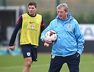 England Training 181113