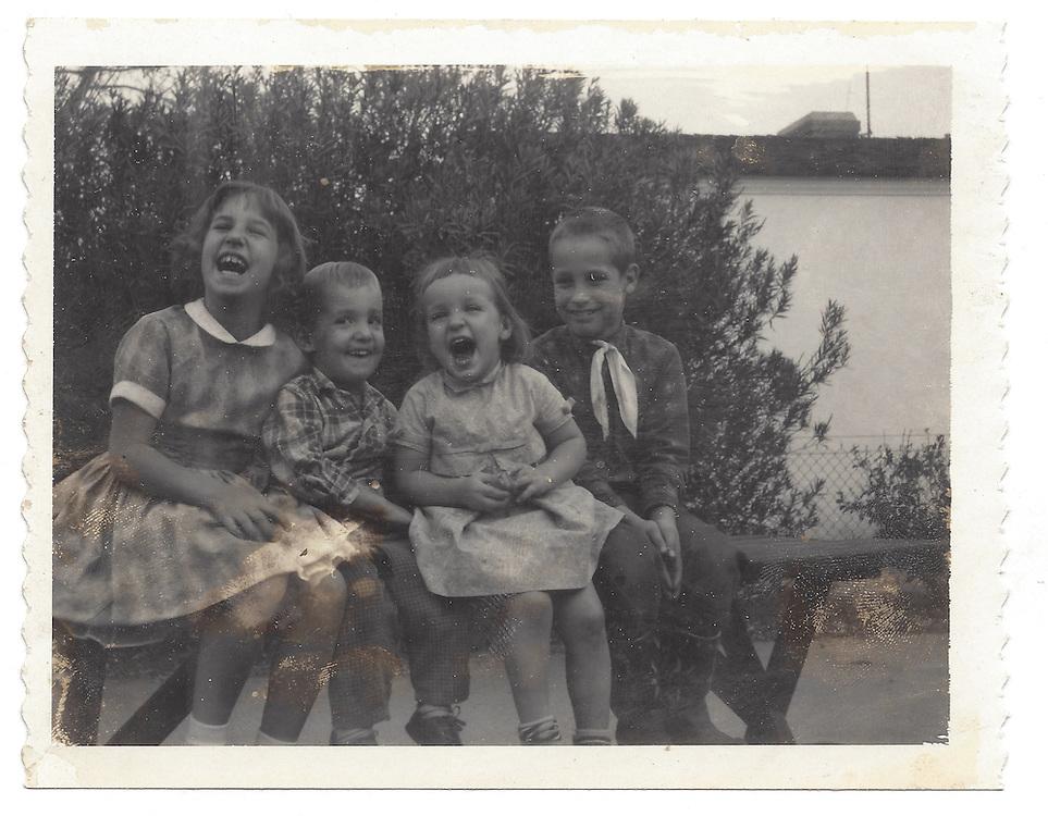 Jan,Ricky, Martha and Larry