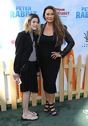 Peter Rabbit Premiere - Los Angeles. 03 Feb 2018 Pictured: Tia Carrere. Photo credit: Jaxon / MEGA TheMegaAgency.com +1 888 505 6342