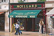 fine food shop moillard pl carnot beaune cote de beaune burgundy france