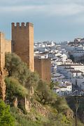 Cityscape of Ronda, Spain