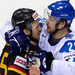 20110506: SVK, Ice Hockey - IIHF 2011 World Championship Slovakia, Germany vs Finland