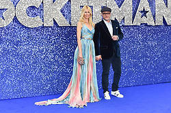 Claudia Schiffer and Matthew Vaughn attending the Rocketman UK Premiere, at the Odeon Luxe, Leicester Square, London.Picture date: Monday May 20, 2019. Photo credit should read: Matt Crossick/Empics