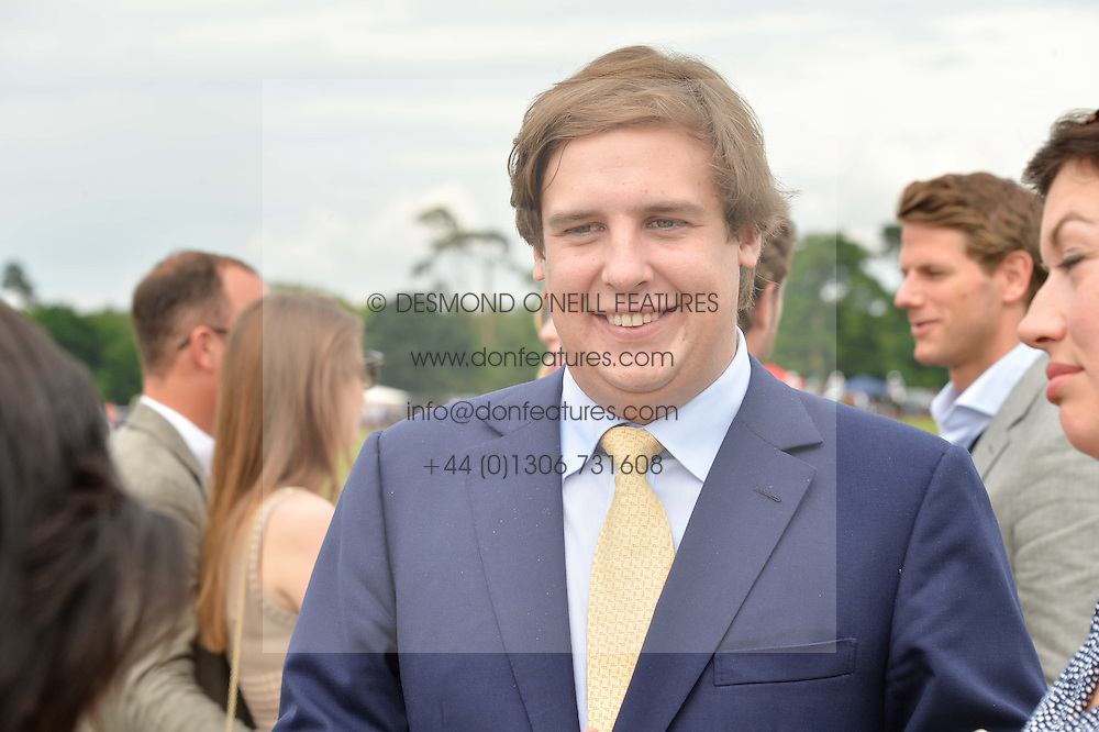 ANTON RUPERT at the Cartier Queen's Cup Final 2016 held at Guards Polo Club, Smiths Lawn, Windsor Great Park, Egham, Surrey on 11th June 2016.