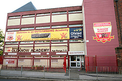 © Licensed to London News Pictures. 09/06/2014. Small Heath, Birmingham, UK. Oldknow Academy one of the schools believed to have been put into special measures by OFSTED. Photo credit : Dave Warren/LNP