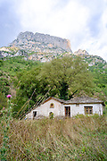 Old Church Zagori, Pindus mountains, Epirus, Greece.