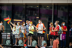 Team Germany supporters<br /> Olympic Games Tokyo 2021<br /> © Hippo Foto - Dirk Caremans<br /> 30/07/2021
