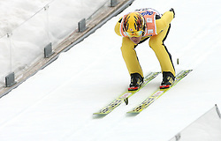 Noriaki Kasai (JPN) at Flying Hill Individual in 2nd day of 32nd World Cup Competition of FIS World Cup Ski Jumping Final in Planica, Slovenia, on March 20, 2009. (Photo by Vid Ponikvar / Sportida)