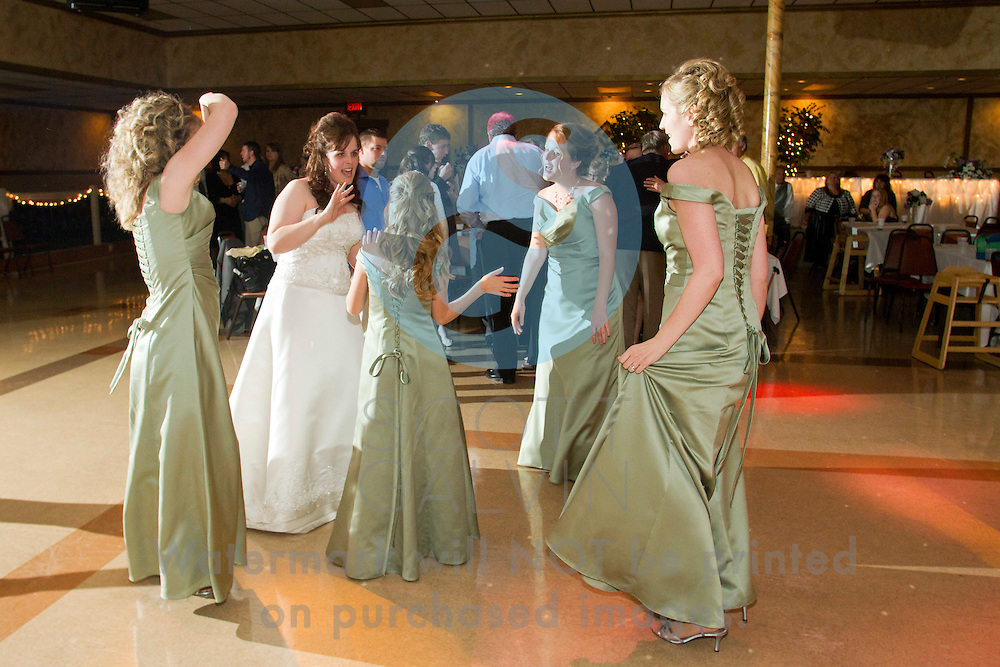 The wedding of Pam Eckman and Jeff Grillo at Orchard Hill Church on September 17, 2011.
