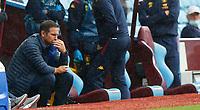 Football - 2019 / 2020 Premier League - Aston Villa vs. Chelsea<br /> <br /> <br /> Frank Lampard manager of Chelsea at Villa Park. <br /> <br /> <br /> COLORSPORT/LYNNE CAMERON
