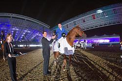 Schroder Gerco (NED) - London<br /> CHI Al Shaqab - Doha 2013<br /> © Dirk Caremans