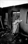 Oil Can Guitar in Basutoland