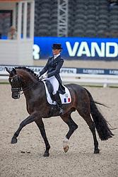 Barbancon Mestre Morgan, ESP, Sir Donnerhall II Old<br /> European Championship Dressage<br /> Rotterdam 2019<br /> © Hippo Foto - Dirk Caremans