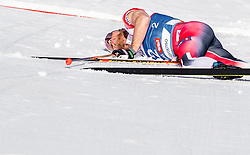 03.03.2019, Seefeld, AUT, FIS Weltmeisterschaften Ski Nordisch, Seefeld 2019, Langlauf, Herren, 50 km Massenstart, im Bild Martin Johnsrud Sundby (NOR) // Martin Johnsrud Sundby of Norway during the men's cross country 50 km mass start competition of FIS Nordic Ski World Championships 2019. Seefeld, Austria on 2019/03/03. EXPA Pictures © 2019, PhotoCredit: EXPA/ JFK
