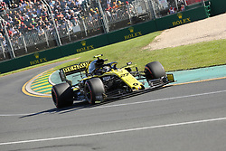 March 15, 2019 - NICO HULKENBERG during Friday Practice at the Australian Formula 1 Grand Prix in Melbourne on March 15, 2019  (Credit Image: © Christopher Khoury/Australian Press Agency via ZUMA  Wire)
