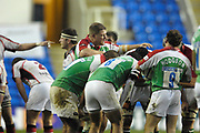Reading, GREAT BRITAIN,  Neil HATLEY, during the third round Heineken Cup game, London Irish vs Ulster Rugby, at the Madejski Stadium, Reading ENGLAND, Sat., <br /> 09.12.2006. [Photo Peter Spurrier/Intersport Images]