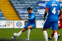 Ash Palmer. Stockport County 1 (6-7) 1 Chesterfield. Emirates FA Cup. 24.10.20