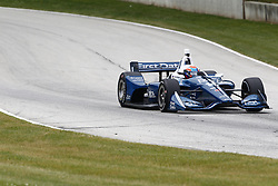 June 22, 2018 - Elkhart Lake, Wisconsin, United States of America - ED JONES (10) of the United Arab Emirates takes to the track to practice for the KOHLER Grand Prix at Road America in Elkhart Lake, Wisconsin. (Credit Image: © Justin R. Noe Asp Inc/ASP via ZUMA Wire)